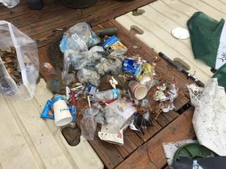 Broad Creek Clean Up Success