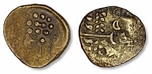 Unsubscribed 85bc Gold Stater - Matt-sma