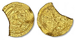 Henry VI Half Noble - 1422-1430-small.jp