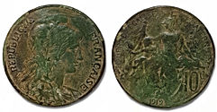 Tom - 1912 French 10 Centimes-small.jpg