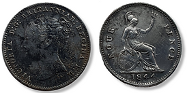 1844 Victoria fourpence.png
