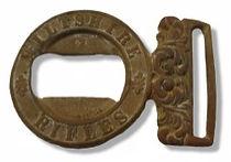Wiltshire Rifles Belt Buckle-small_edite