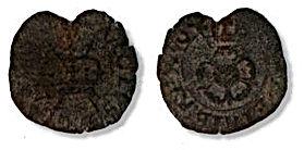 1636-44 Charles I Rose farthing.jpg