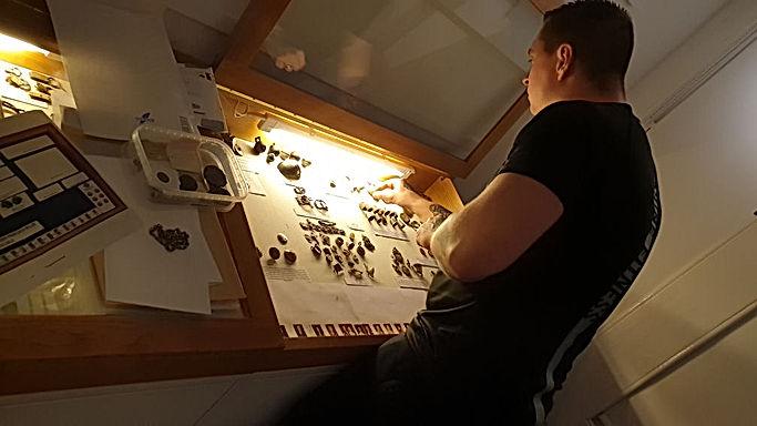 Fig 1 - Matt preparing his cabinet.jpg