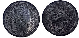 1816 George III Shilling - Richie-small.