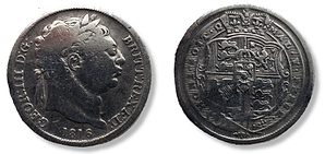 1816 George III Sixpence.png