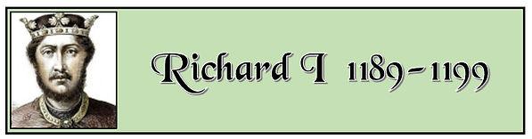 1 - Richard I.jpg