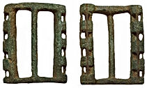 1400-1500 Armour Buckle - Whitehead 476-