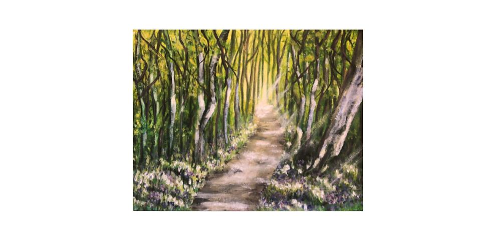 Art & THRIVE - Walk in nature
