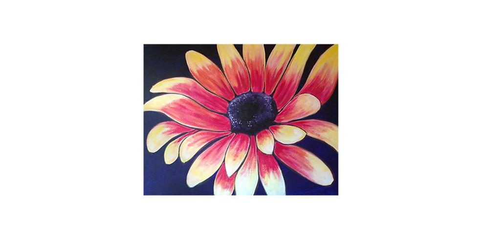 Art & THRIVE - Flower Power