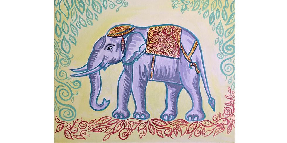 The Iconic Elephant
