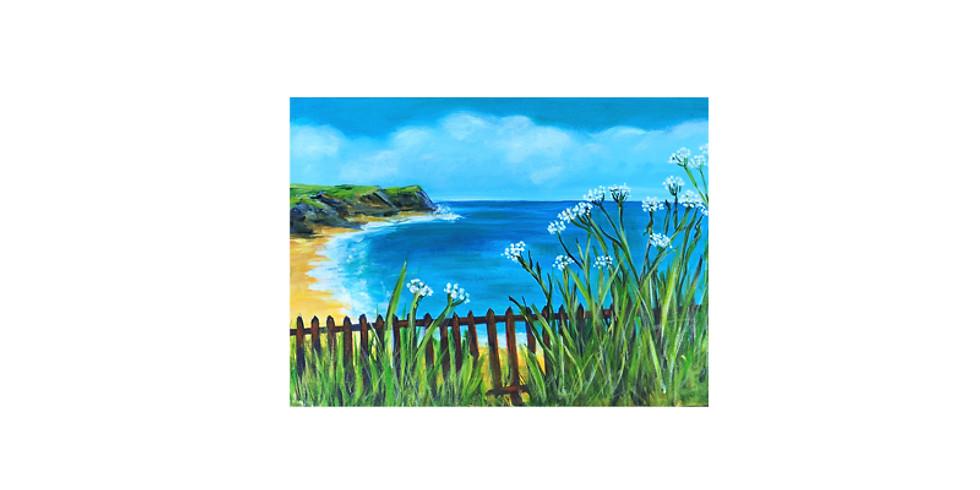 Art & THRIVE - Sea View