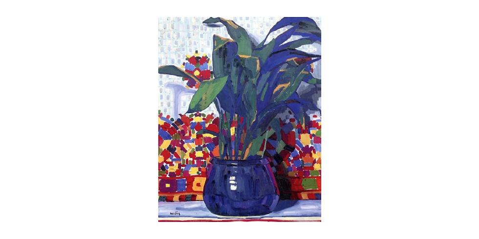 Paint it like Auguste Herbin - Still-life