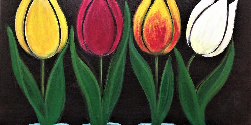 The Beautiful Tulip