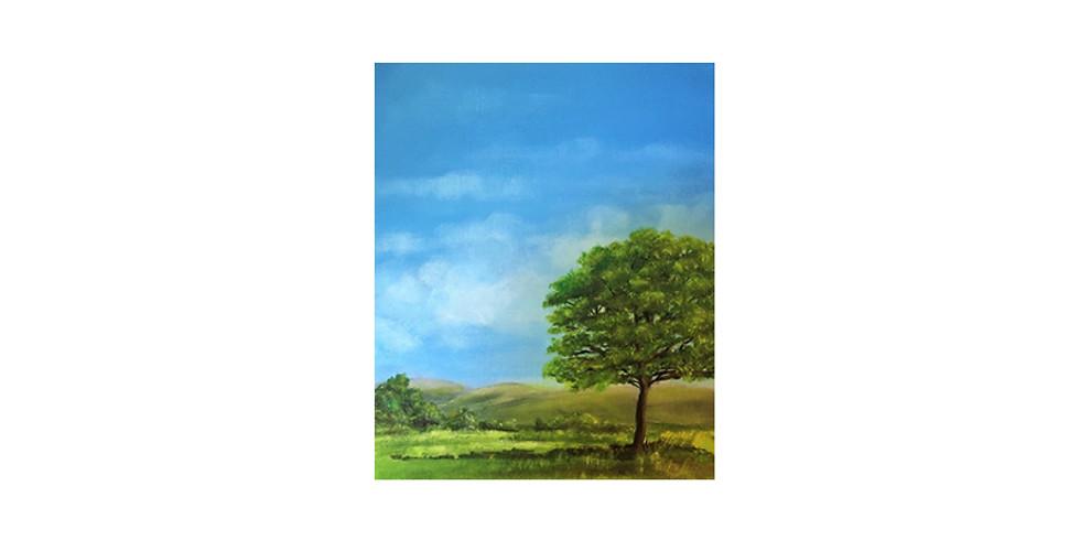 Art & THRIVE - Little tree