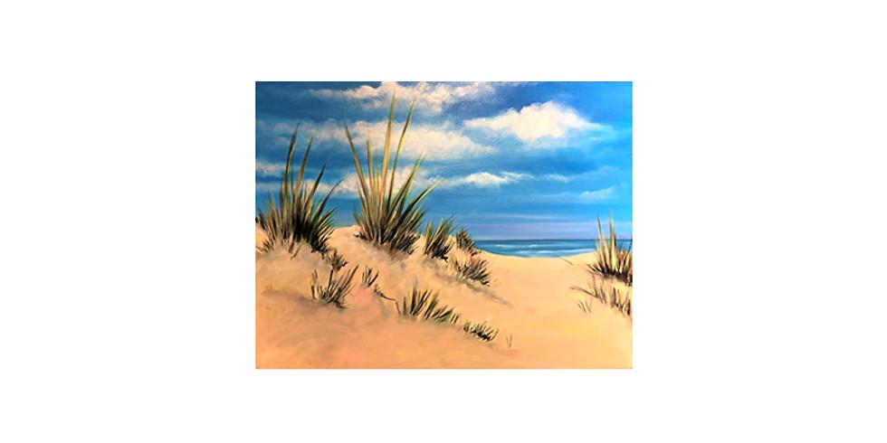 Art & THRIVE - Norfolk Dunes