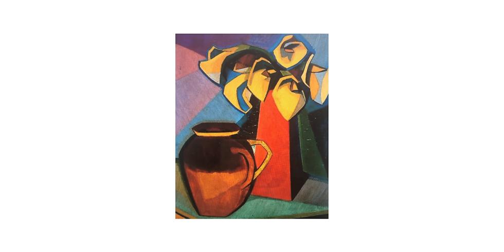 Paint it like Auguste Herbin Still-life