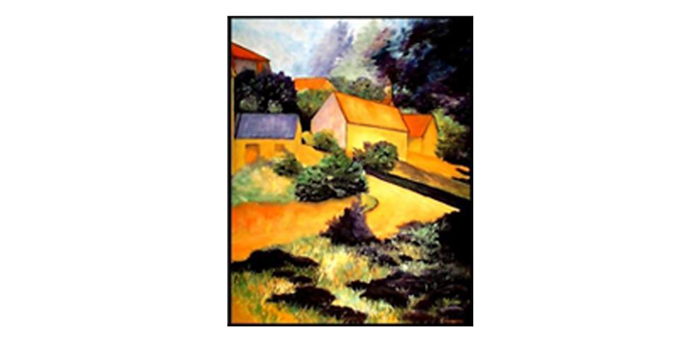 Paint it like Cezanne II
