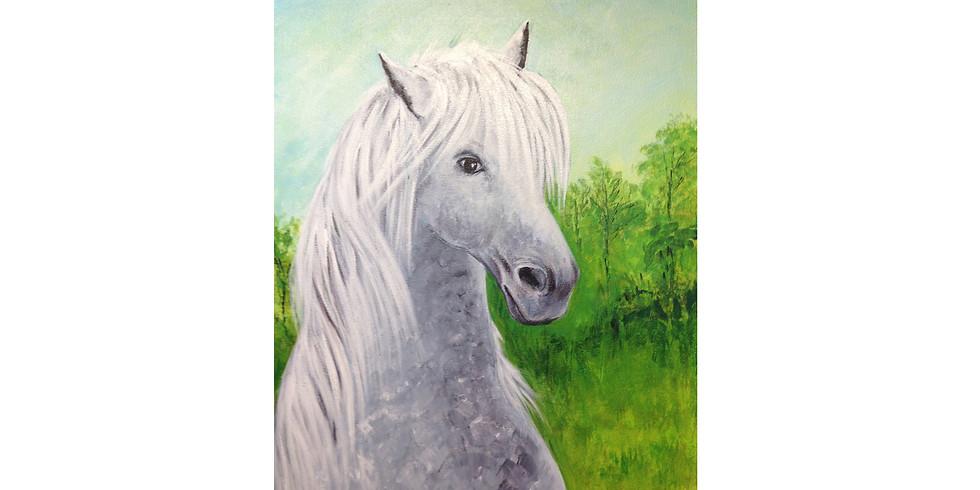 The Pony and the Unicorn