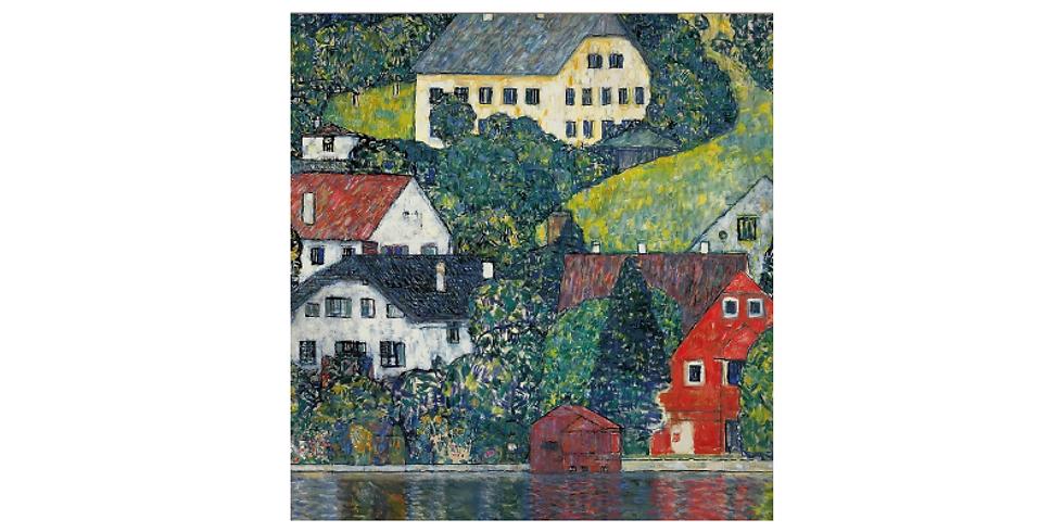 Paint it like Gustav Klimt