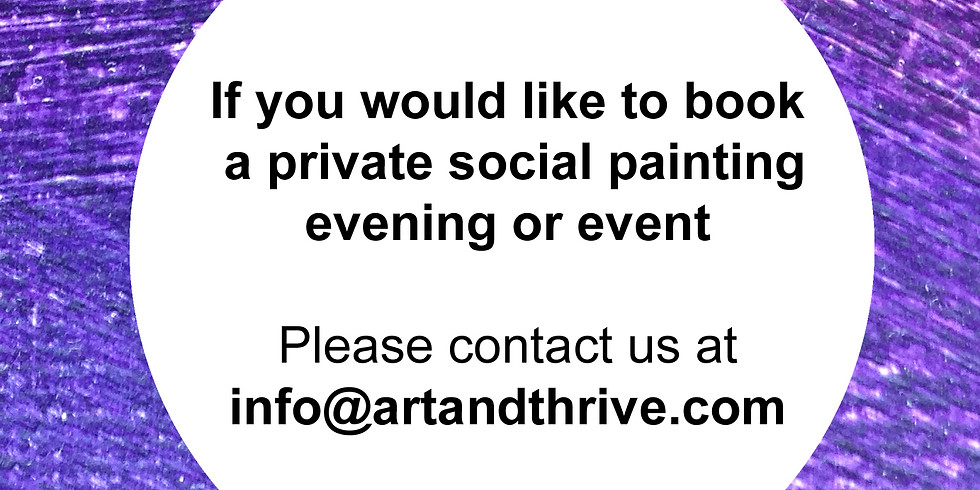 Private Hire Paint Nights
