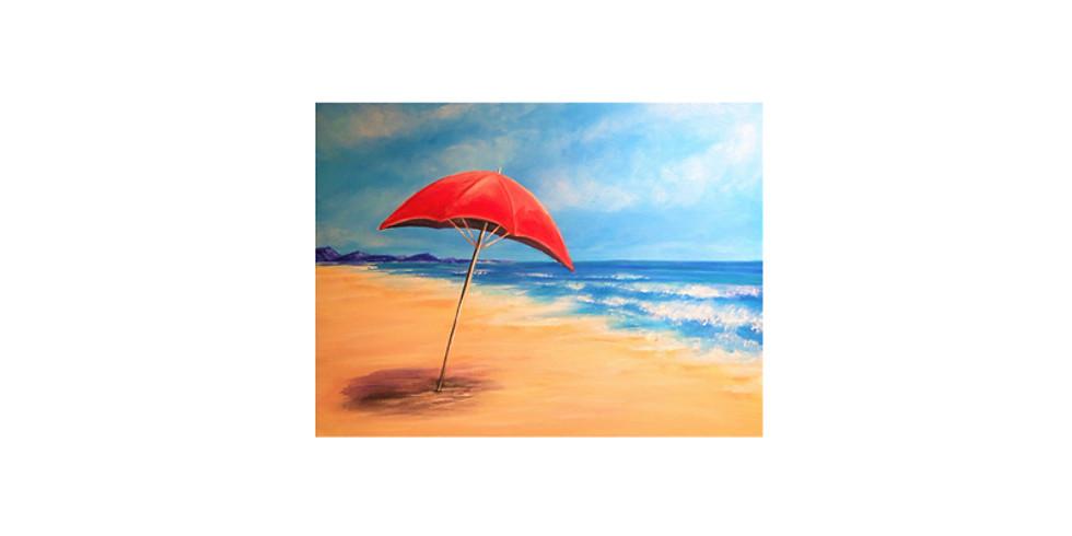 Art & THRIVE - Sand, sea and sun