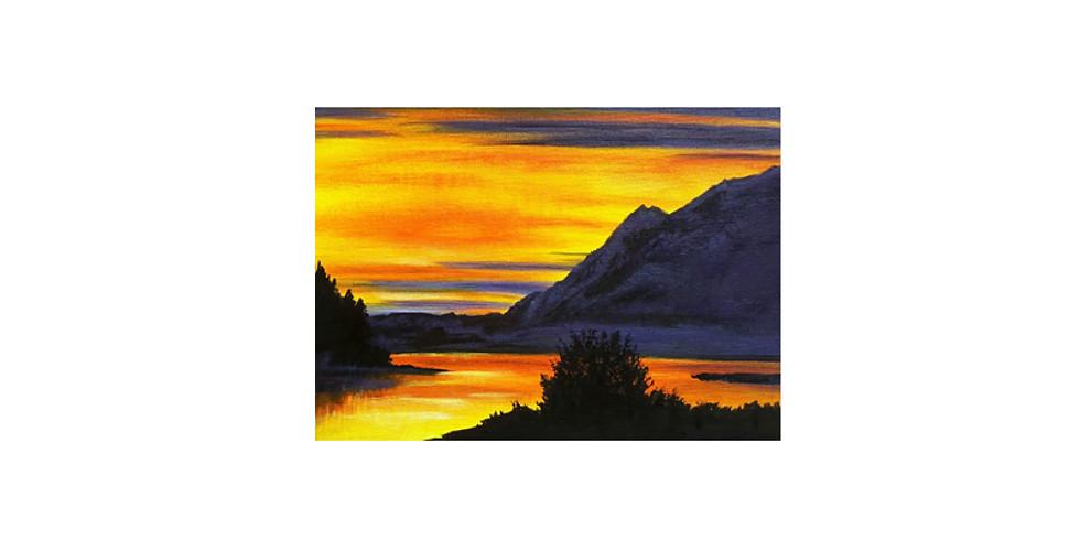 Art & THRIVE - River deep, mountain high