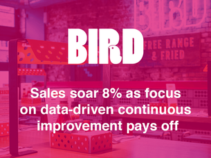 Yumpingo helps BIRD drive like-for-like sales growth