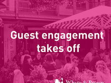 Case study: Guest engagement takes off