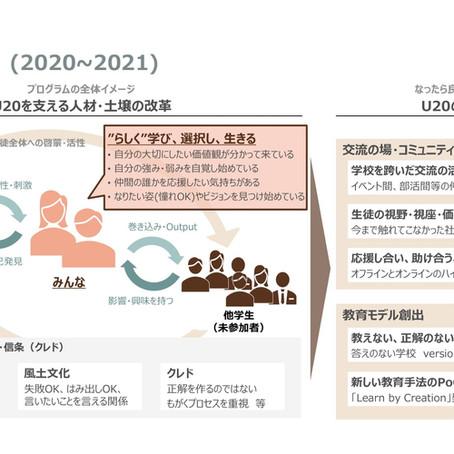 【U20】コンセプト紹介!