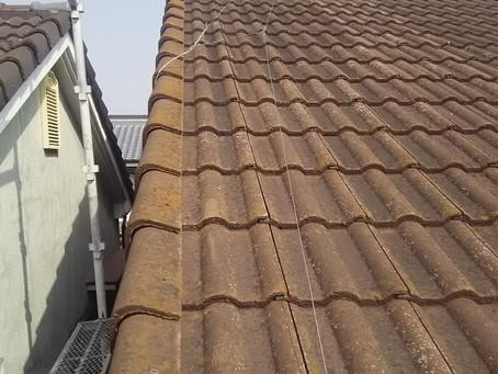 経年劣化した屋根の修繕 大阪府豊中市 T様邸