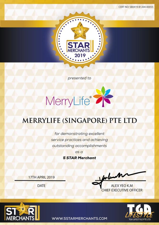 MerryLife STAR Merchant