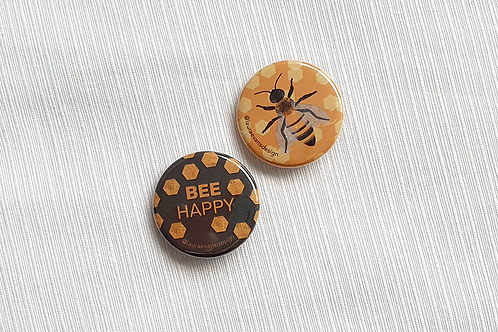 Bee badges