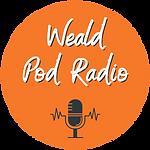 Weald Pod Radio Logo