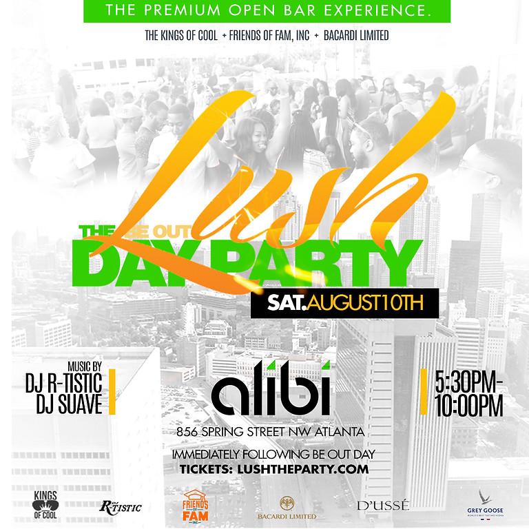 LUSH: Be Out Day Atlanta
