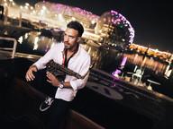 Sax at Lotus Yatch F1 Abu Dhabi