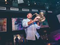 Sax at STK Ibiza