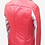 Thumbnail: Red Double Rider Biker Leather Jacket with Quilted Sleeves