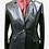 Thumbnail: Black Leather Blazer