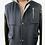 Thumbnail: Mixed Leather Field Jacket