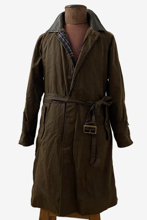Bespoke England Fabric Trench Coat