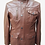 Thumbnail: Brown Field Leather Jacket