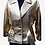Thumbnail: Gold Leather Blazer