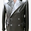 Thumbnail: Black Leather Trench Coat