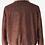 Thumbnail: Burst Crack Pattern Lambskin Aviator Jacket