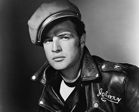 皮褸Leather Jacket文化 「叛逆、壞男孩」的代名詞 ── Biker Jacket