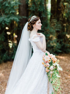 Fairytale Wedding Dresses.The Making Of A Fairytale Wedding Dress
