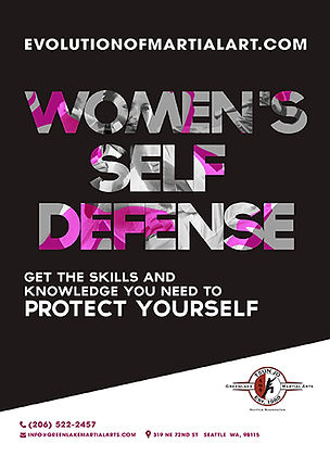 Women's Self-Defense Seattle