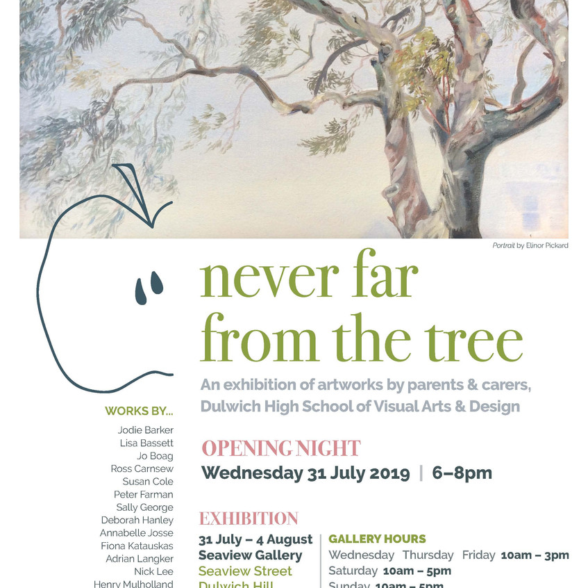 Never Far From the Tree 2019_flyer A4