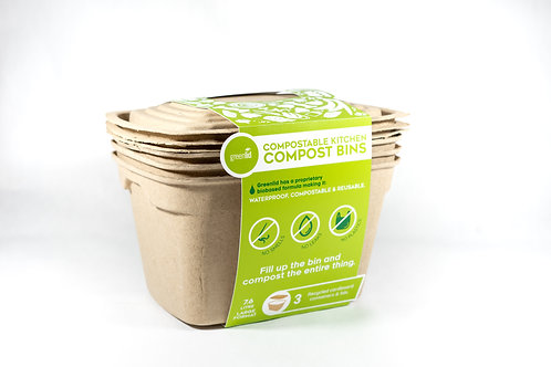 Greenlid Compost Bin 2.0 (20 Pack)